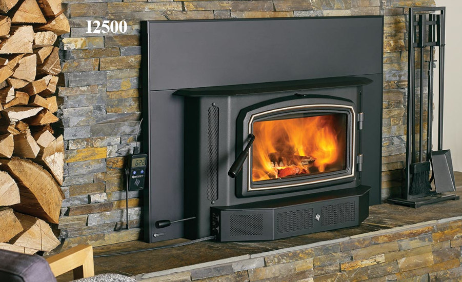 Wood Inserts - Fireplace and Stove Store | The Hearth Doctor